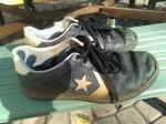 Dan Hickman Green Shoes